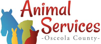 Osceola County Animal Services logo, color.