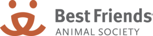 Best Friends Animal Society logo - long.