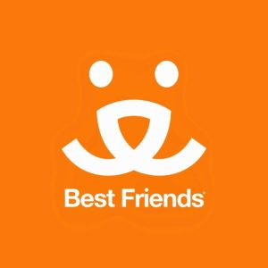 Best Friends Animal Society logo.