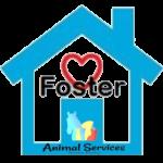Animal Services foster logo