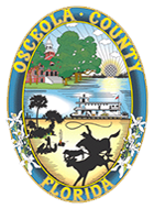 Osceola County seal.