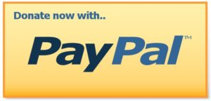 Paypal logo and link to donation page.