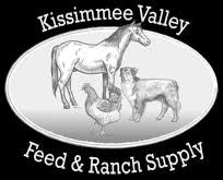 Kissimmee Valley Feed Store logo and link to their website