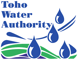 Toho Water Authority logo