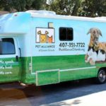 Pet Alliance of Greater Orlando mobile vet