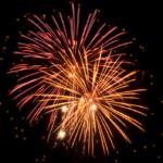 Fireworks artwork