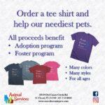 t shirt fundraiser poster