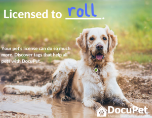 Licensed to Roll slider and link to Docupet.