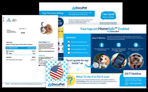 DocuPet licensee documentation