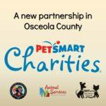 Welcome Petsmart Charities poster