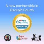 Petsmart charities grant poster
