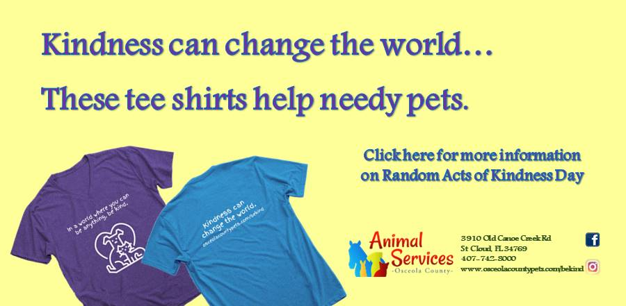 Random Acts of Kindness tee shirt sale slider and link
